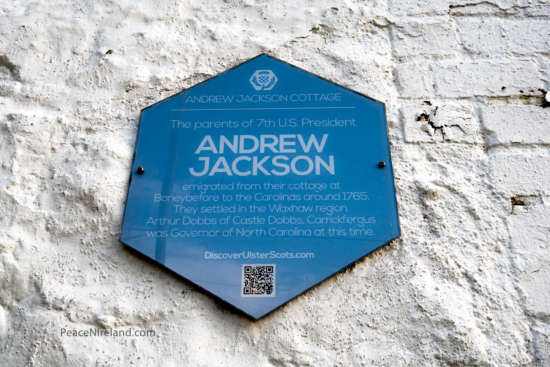 Andrew Jackson Cottage/US Rangers Museum
